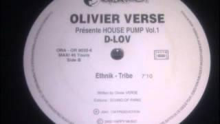 Olivier Verse - Ethnik-Tribe