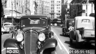 HD-252: STREETS OF SANFRANCISCO - BACK PLATE SHOT