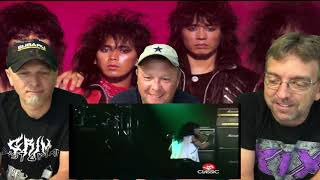 Loudness Crazy Nights Reaction