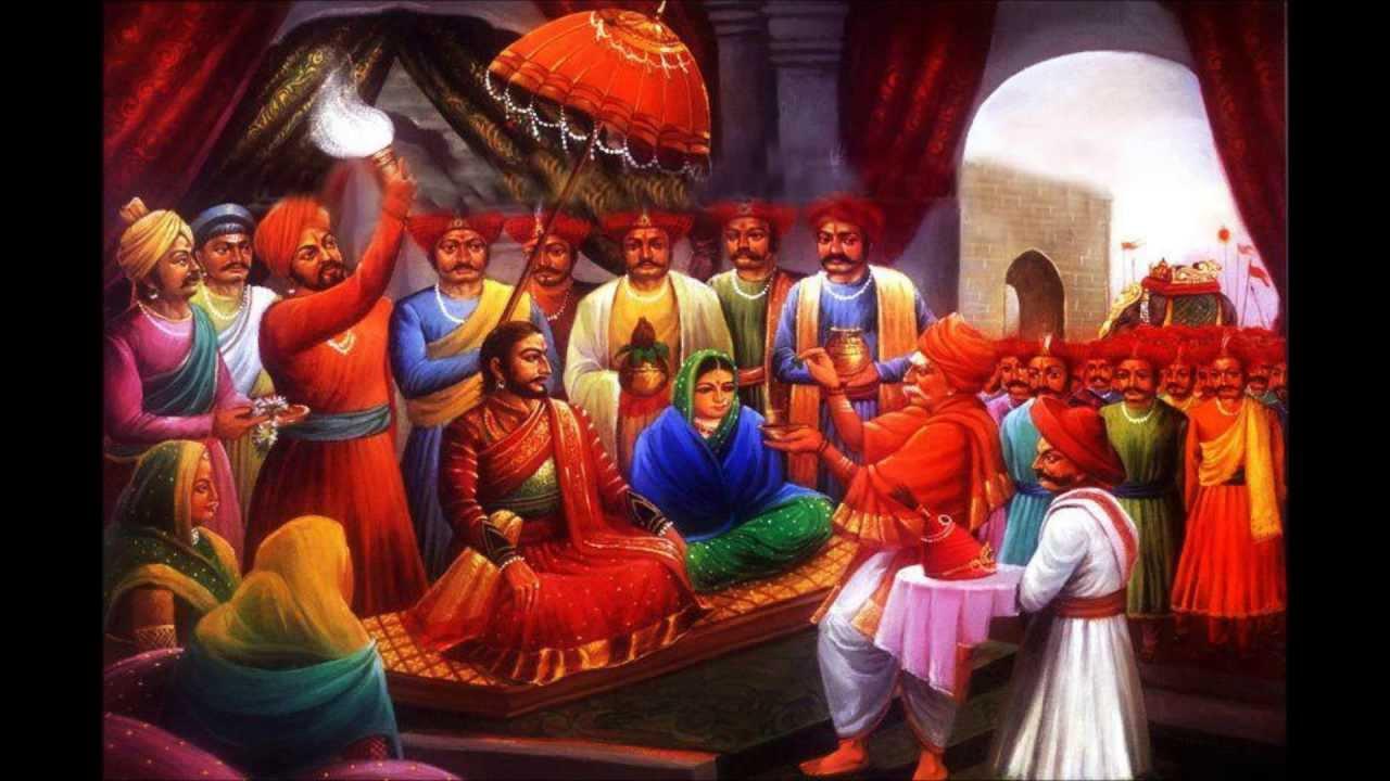 Shivaji Maharaj Full Hd Wallpaper Sambhaji 1689 Trailer 2013 Youtube