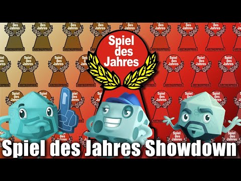 Spiel Des Jahres Showdown
