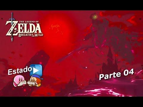Zelda: Breath of the Wild #04 - A Lua Sangrenta e Batalhas - Legendado [PT-BR]