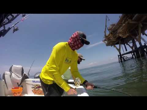 Tuna fishing in Venice, LA with Voodoo Fishing Charters