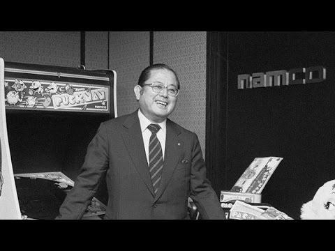Namco Bandai Pac-Man Founder Masaya Nakamura is Dead