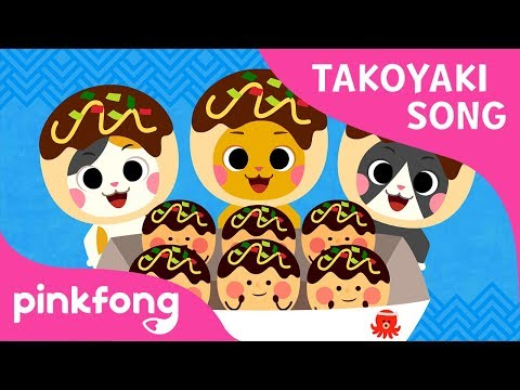 Takoyaki Song | Kitty Song | Meow Meow Meow | Pinkfong Songs For Children
