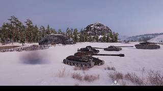Object 252U Defender - Spartan and Confederate