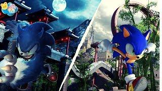 SONIC Unleashed | Sonic The Hedgehog | Walkthrough part 1 | PimPamPum KIDS HD