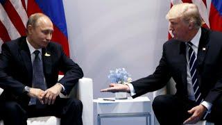 Trump-Putin's G-20 discussion