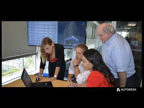 Winning work with VR - Skanska USA Kelsey Stein's Autodesk University 2017 Technology Keynote