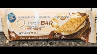 Quest Bar: S'mores Review