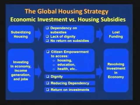 The UN-Habitat Global Housing Strategy: A Paradigm Shift towards Adequate Housing for All