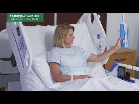 Hill-Rom | Centrella™ Smart+ Bed | Product Video