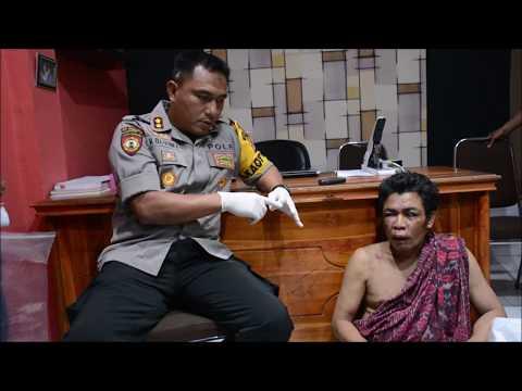 Pelaku pembunuhan di Desa Rensing Barat Kab. Lotim Tertangkap
