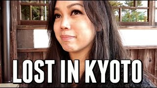 LOST ON A HILL IN KYOTO! -  ItsJudysLife Vlogs