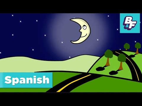 Sing-Along Children Song - Hello, Good Morning song in Spanish with BASHO & FRIENDS - Buenos Dias