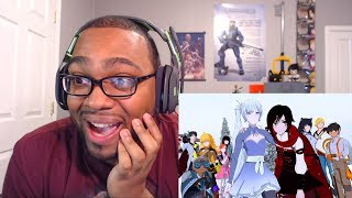 RWBY Volume 6 Chapter 1 Reaction - BEST PREMIERE YET!