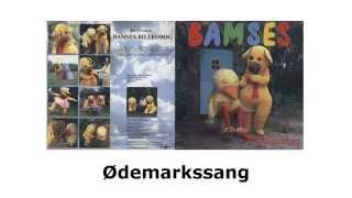 Bamses Billedbog - Ødemarkssang