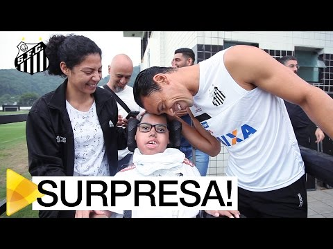 Surpresas para o Júlio no CT | #MUITOALÉMDOFUTEBOL