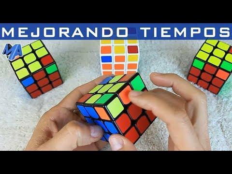 Como Armar El Cubo De Rubik En Menos De 1 Minuto| Cubo 3x3