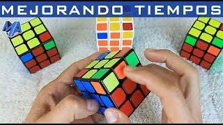 Como armar el cubo de Rubik en menos de 1 minuto  Cubo 3x3