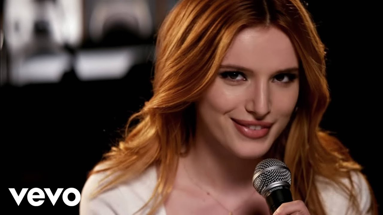 Bella Thorne Burn So Bright Official Video From