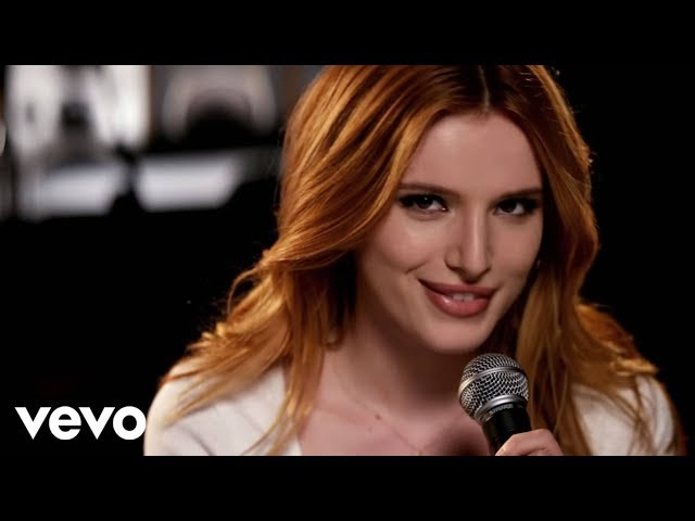 Bella Thorne - Burn so Bright (Official Video from