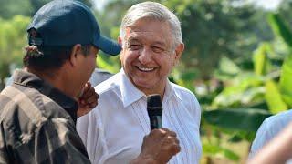 Reunión con equipo técnico Sembrando Vida en Villahermosa, Tabasco