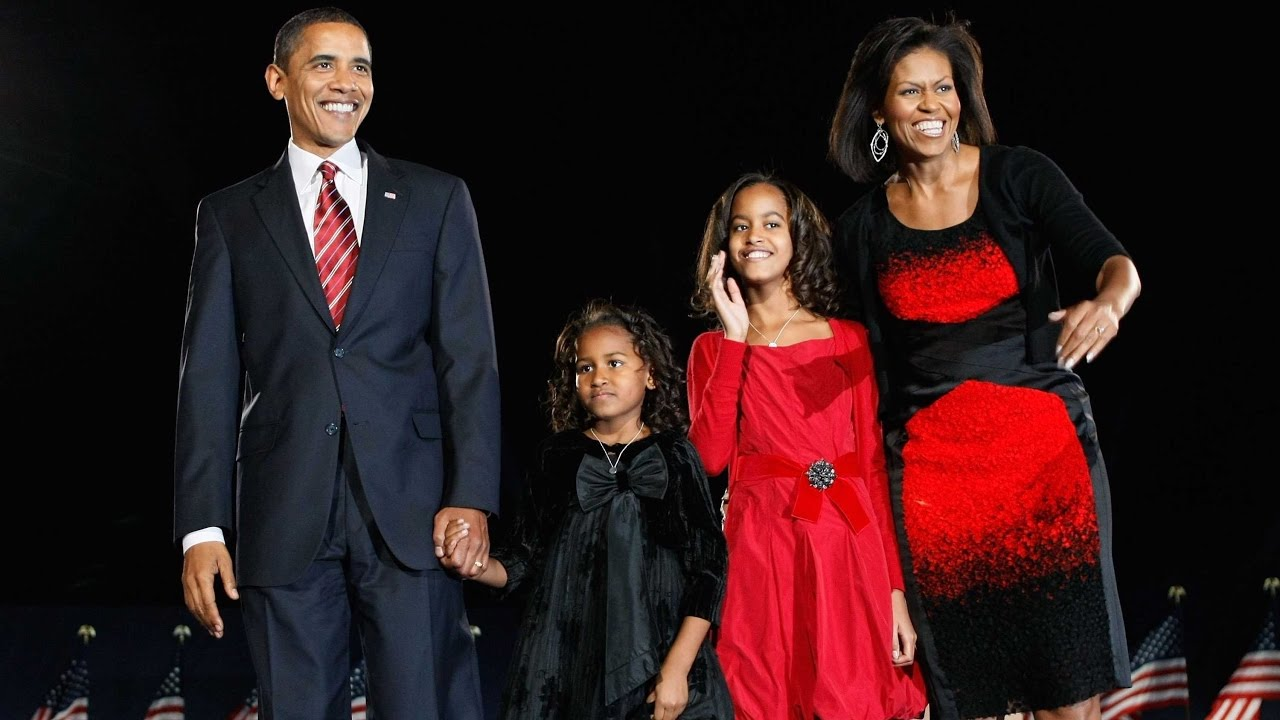 Relive The Historic Moment Obama Won The 2008 Election ...