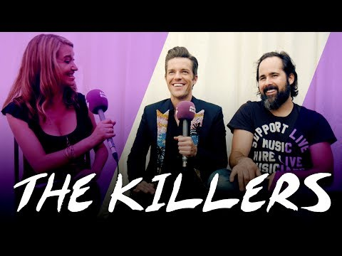 """The Killers: """"Off-kilter... That's always fun!"""""""