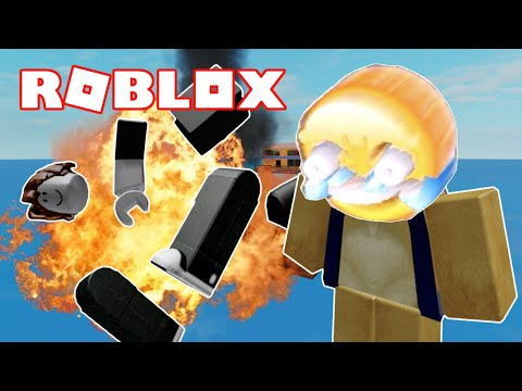 Roblox Natural Disaster Survival In A Memeshell