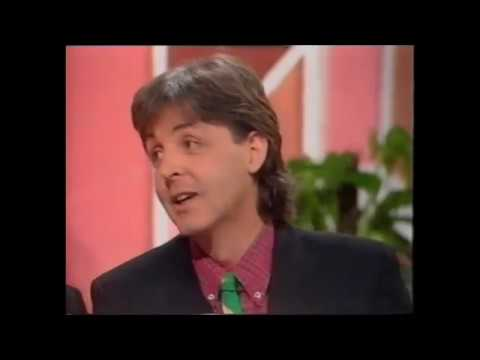 Paul & Linda McCartney Interview (1983)