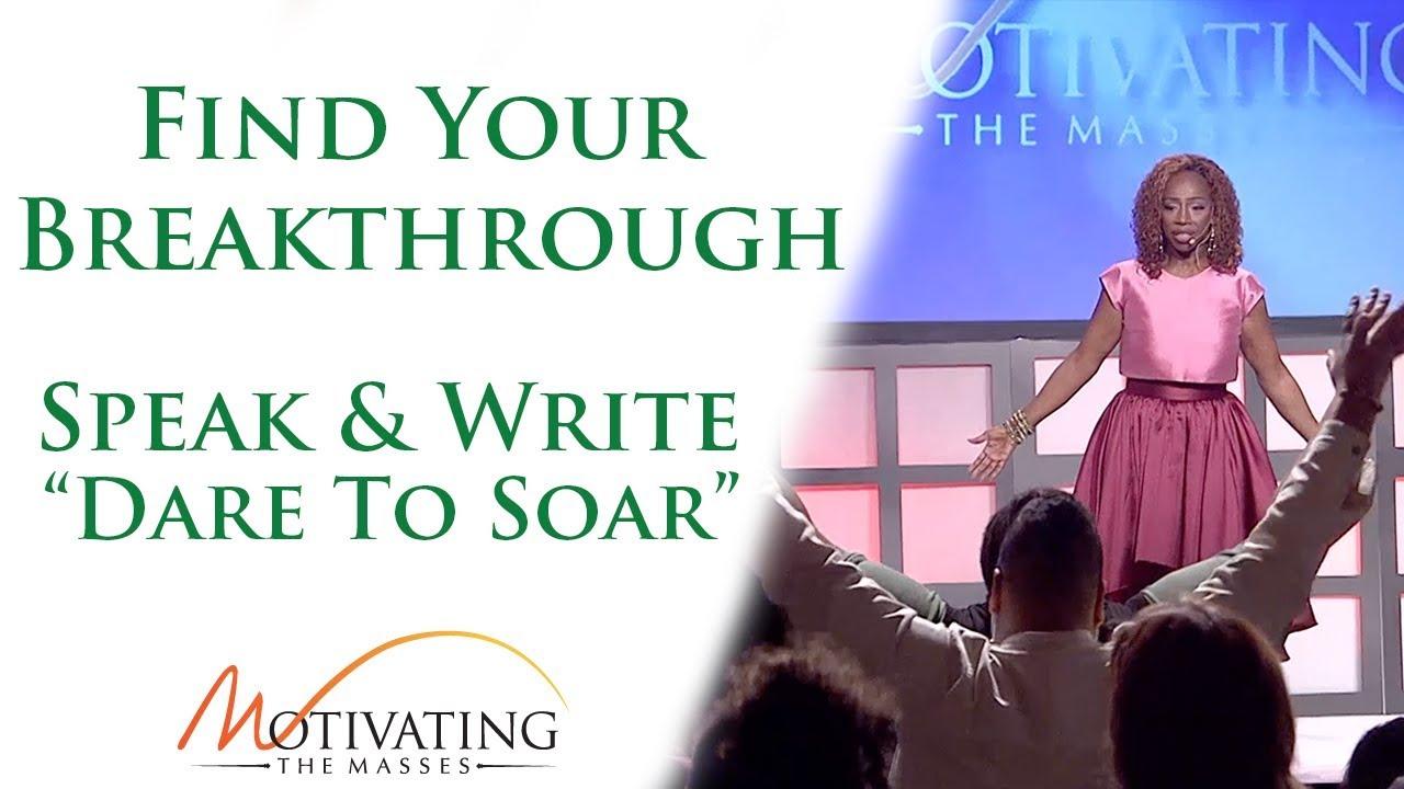 Speak & Write - Find Your Breakthrough