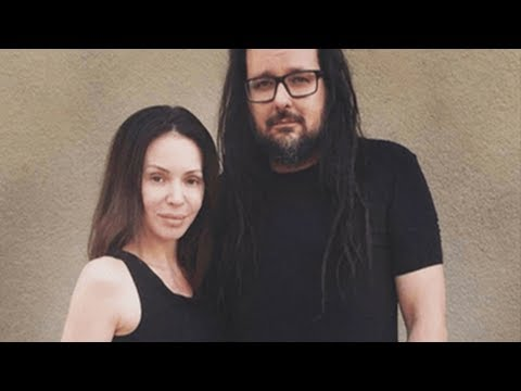 Korn Singer Jonathan Davis Honors Late Wife On Anniversary | Rock Feed