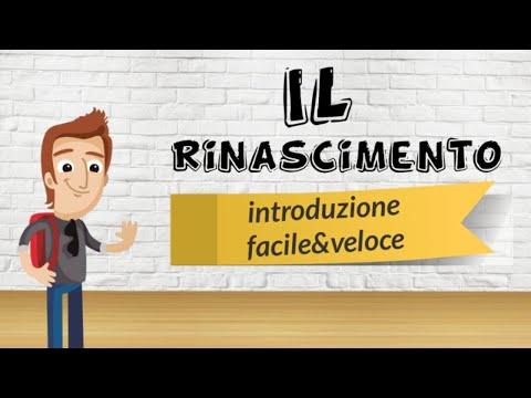 Il Rinascimento in letteratura: introduzione facile e veloce! from YouTube · Duration:  6 minutes 56 seconds