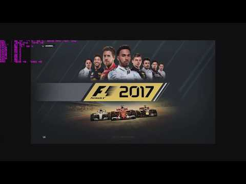 F1 2017 PC settings & options,graphics test 4k & ultrawide with osd