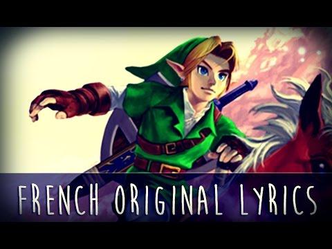 ♫ The Legend of Zelda - Gerudo Valley Cover (French vocals and lyrics)