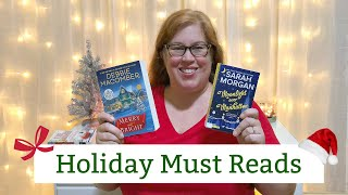 Books To Read This Holiday Season