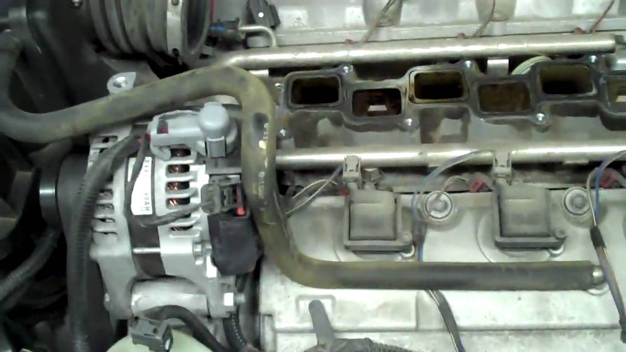 2006 chrysler pacifica tune up how to v6 3 5 liter youtube. Black Bedroom Furniture Sets. Home Design Ideas