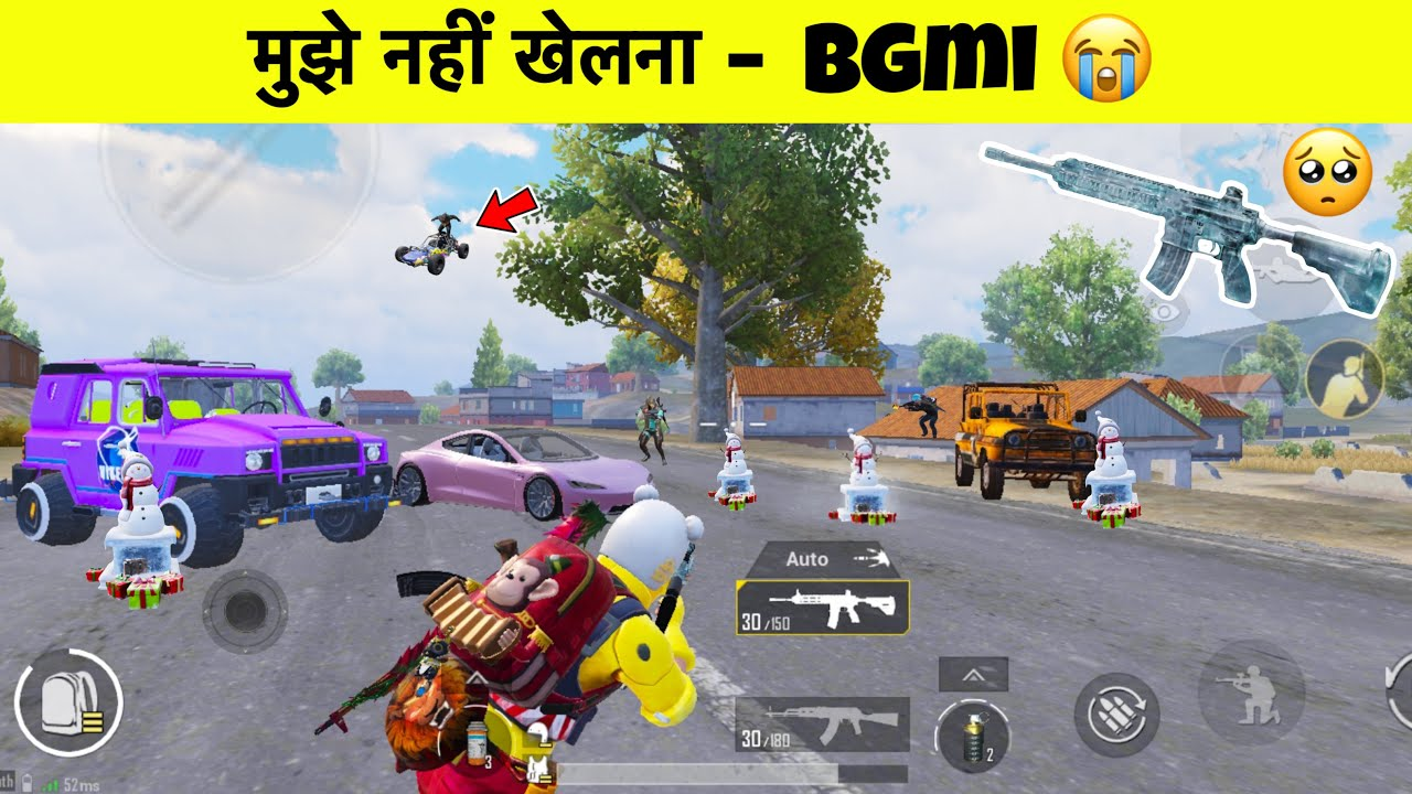 🥺 Playing BGMI With My Main Account After a Long Time | BGMI Hackers Vs Kill Chor