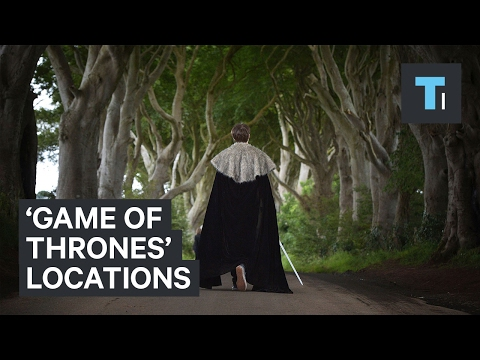 11 Places 'Game Of Thrones' Uses To Create Westeros