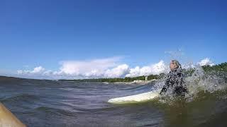 Тренер по серфингу в Питере - Индивидуальные уроки