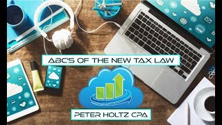 New Tax Law ABCs - Section 179