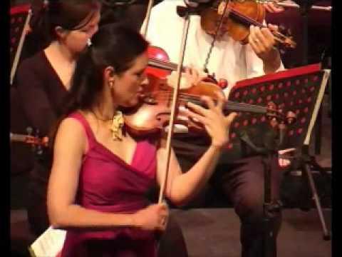 Wieniawski Violin Concerto No 1 in  F# min. Mov 3