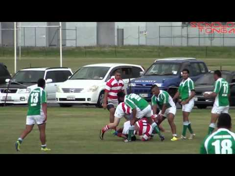 NZ-Tongan Rugby Sports - Kolomotu'a Eagles vs Liahona Saineha 2nd Half 30.11.13