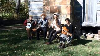 The Ozark Highballers - Beaumont Rag - Shiloh Museum of Ozark History