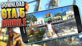GTA 5 offline MOBILE #2  GTA 5 ANDRIOD GAME   IPANKAZEEZ