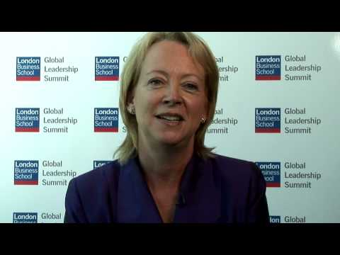 Lynda Gratton, LBS: How to Glow at Work