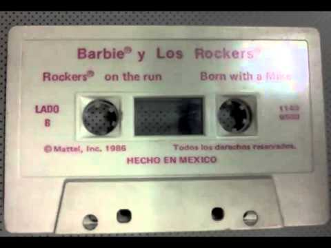 Barbie & the Rockers (audio-tape)