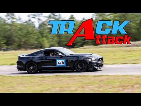 TRACK DAY: Scott's FBO 5.0 ATTACKS The FIRM