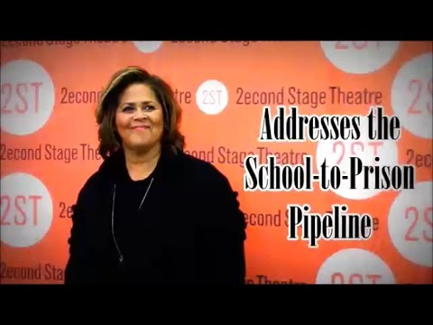 BAM-iT!: School-to-Prison Pipeline Pushed to Forefront by Anna Deavere Smith (Black-ish)